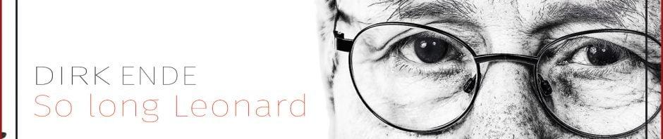 Album So Long Leonard