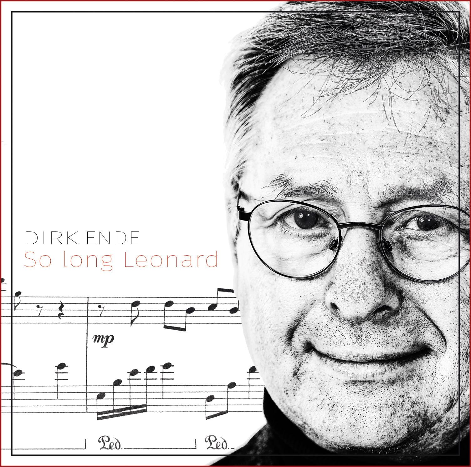 """Berlin: Dirk Ende mit """"Hommage an Leonard Cohen"""" @ Schleusenwirtschaft Woltersdorf"""